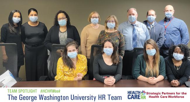 Team Spotlight: The George Washington University HR Team