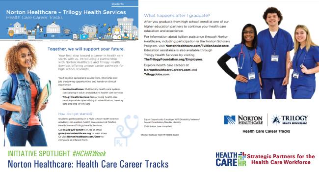 Initiative Spotlight: Norton Healthcare - Health Career Paths