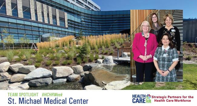 Team Spotlight: St. Michael Medical Center