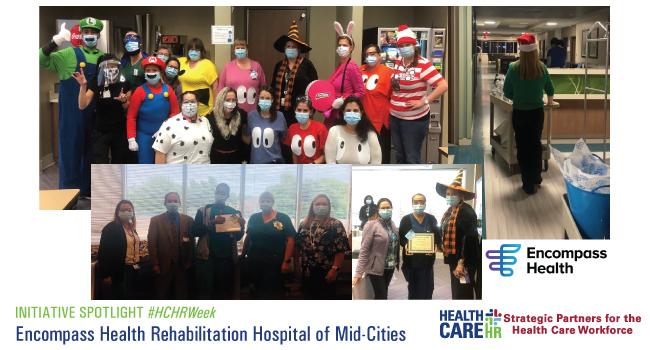 Emcompass Health Rehabilitation Hospital of Mid-Cities